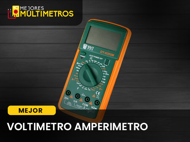 Voltimetro Amperimetro