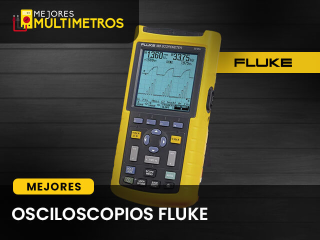 Osciloscopio Fluke