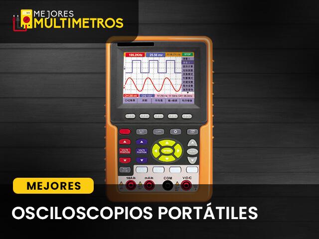 Osciloscopios Portátiles