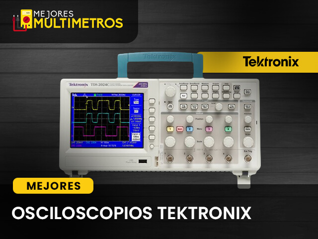 Osciloscopio Tektronix