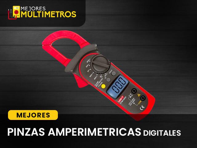 Pinza Amperimétrica Digital