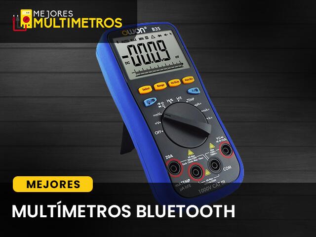 multimetros bluetooth