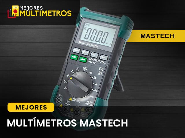 Multímetros Masterch