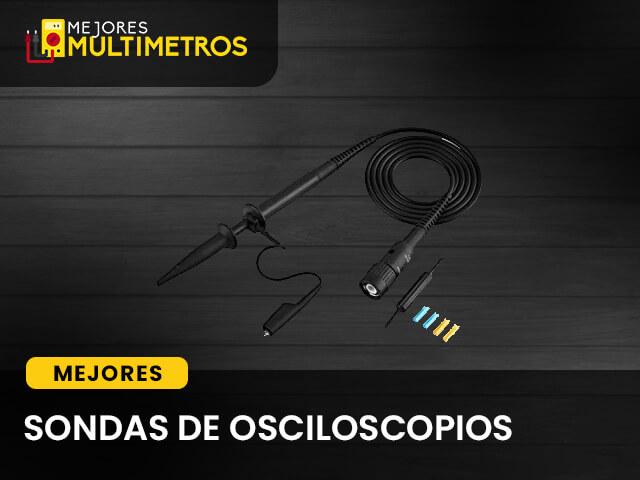 Sondas de Osciloscopio