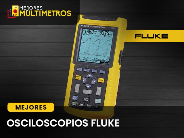 Mejores Osciloscopios Fluke 1