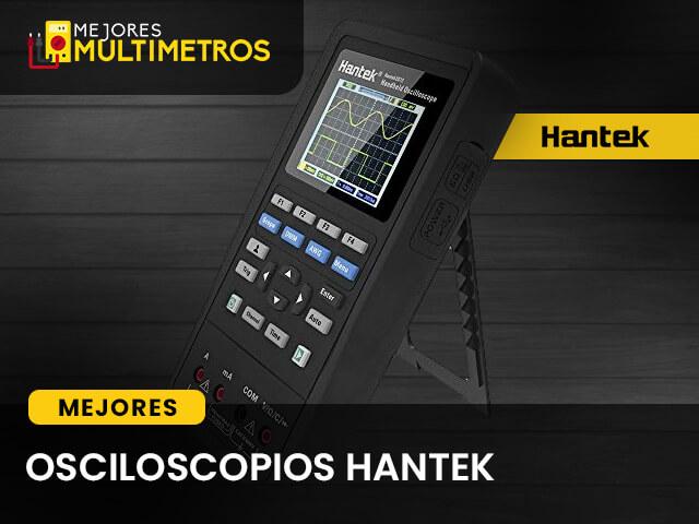 Mejores Osciloscopios Hantek 1