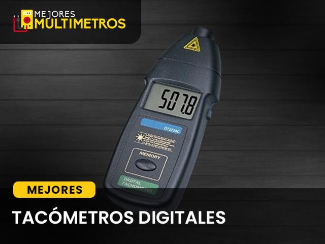 Mejores Tacómetros Digitales 1