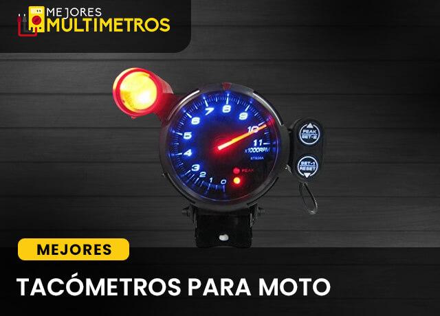 Mejores Tacómetros Para Moto 1