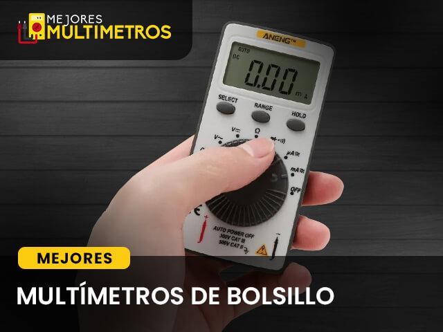 Mejores Multímetros De Bolsillo 1